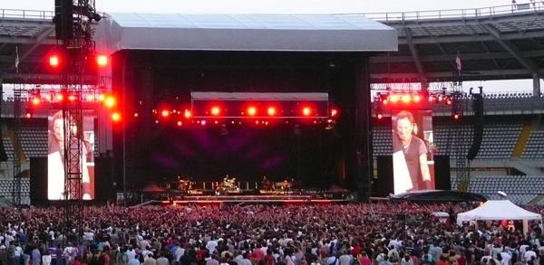 Bruce Springsteen Torino