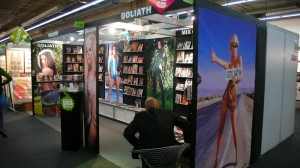 Scopertine alla Buchmesse di Francoforte