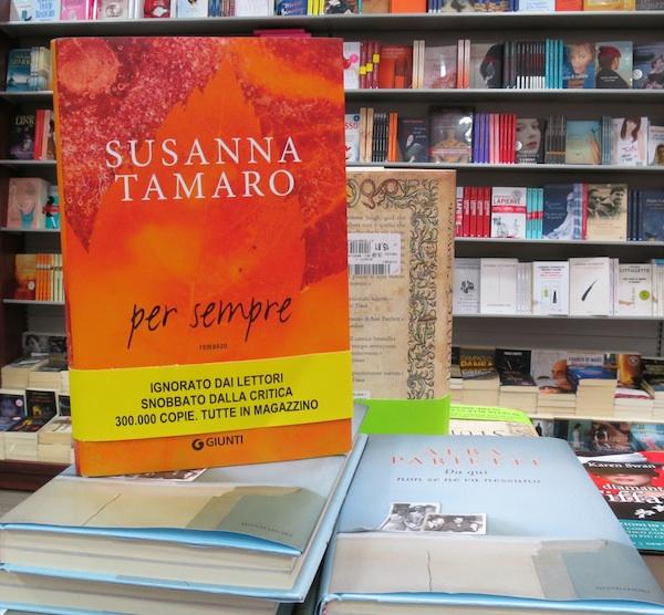 Susanna Tamaro Per sempre Fascetta