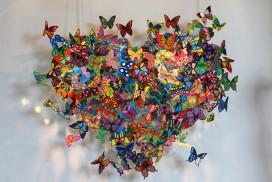 Farfalle nello sterno