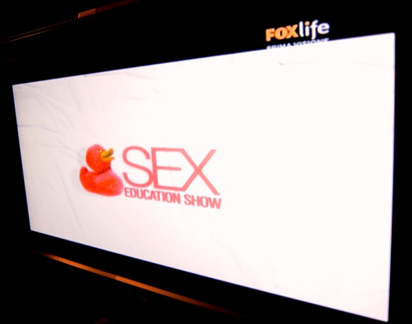 Sex Education Show. Sky fox life