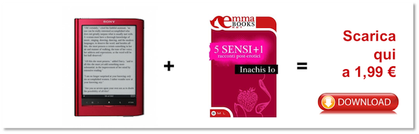 Compra qui i 5 sensi + 1 in formato epub su bookrepublic